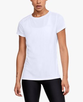 Women's UA Velocity Solid Crew Short Sleeve