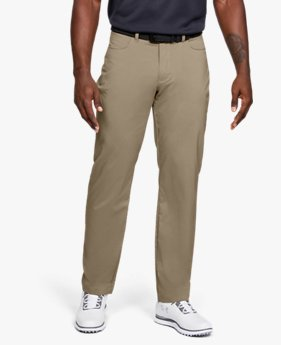 Men's UA Tech Golf Trousers