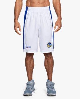 남성 NBA 컴바인 UA 아이솔레이션 쇼츠