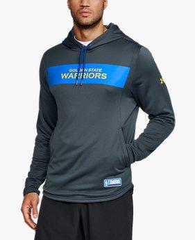 남성 NBA 컴바인 UA 베이스라인 후디