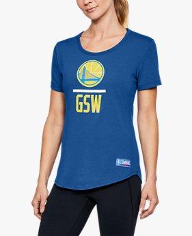 Camiseta NBA Combine Lockup Feminina
