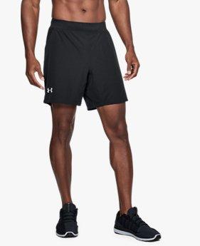 Shorts de 17,7 cm UA Speedpocket Swyft Masculino