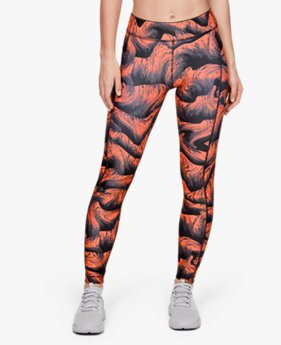 Women's HeatGear® Armour Printed Leggings