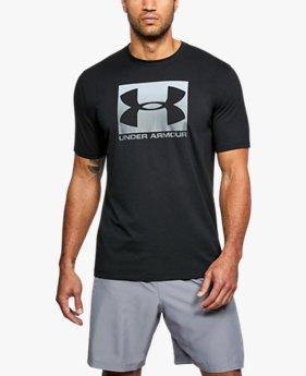 7595c053234 Camiseta UA Boxed Sportstyle Masculina