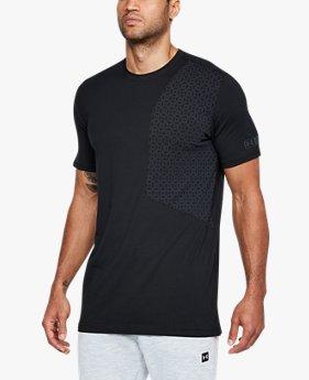 남성 SC30 블랙아웃 티셔츠