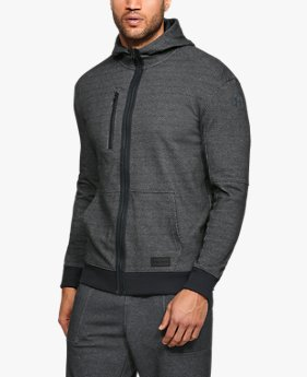 Men's UA Pursuit Full Zip Hoodie