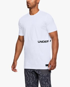 Camiseta UA Pursuit Printed Masculina