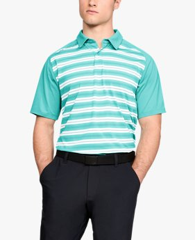 Playera Polo UA Threadborne Boundless para Hombre
