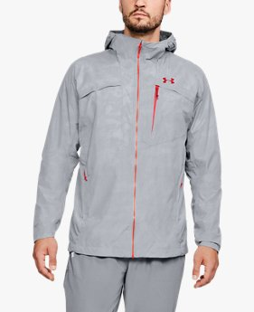 남성 UA 스크램블러 재킷