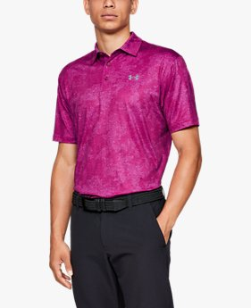Men's UA Playoff Polo Tweed