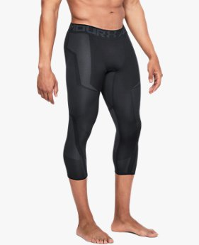 Men's UA Seamless ¾ Leggings