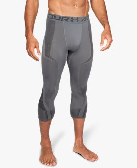 Men's UA Seamless ¾ Leggings