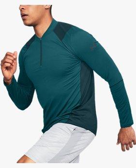 Blusa ¼ Zip UA MK-1 Masculina