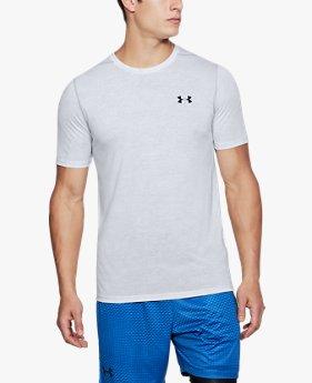 남성 UA Threadborne Siro 피티드 프린트 티셔츠