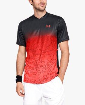 【アウトレット】UA フォージショートスリーブクルー(テニス/Tシャツ/MEN)