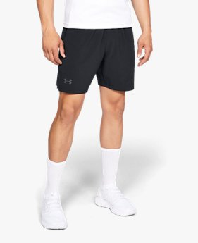 Short de Tennis UA Forge 20 cm para Hombre