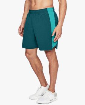 Shorts para Tenis 20 cm UA Forge para Hombre