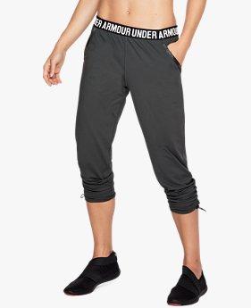Calça Jogger UA Uptown Knit Jogger Feminina
