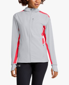 Women's UA Outrun The Storm Jacket