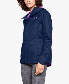 여성 UA 오버룩 재킷