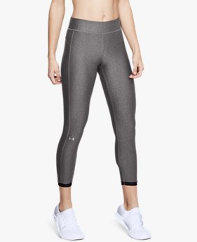 Damen Crop-Hose HeatGear® Amour