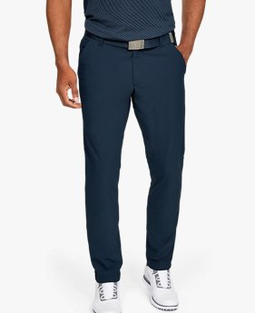 Men's UA Microthread Trousers Tapered