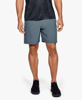 Men's UA Woven Graphic Shorts