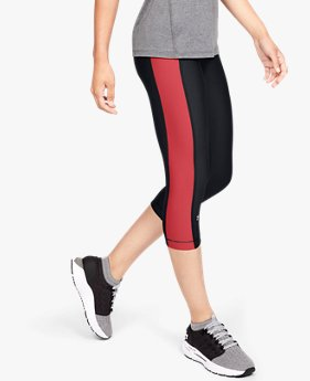 Women's HeatGear® Armour Capris