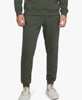 Men's UA Rival Fleece Fitted Joggers