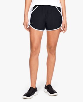 Women's UA Fly-By Team Shorts