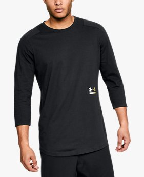 Camiseta Manga ¾ UA Perpetual Masculina