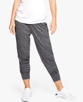 Women's UA Play Up Twist Trousers