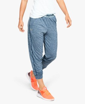 Pantalones UA Play Up Twist para Mujer