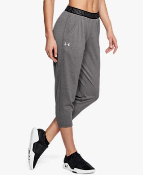 Women's UA Play Up Capris