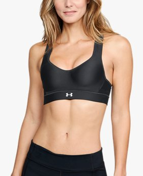 Women's UA Warp Knit High Sports Bra