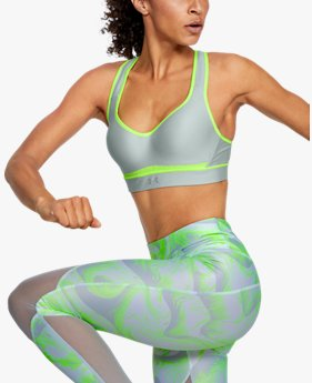 Women's HeatGear Armour® High Support Sports Bra