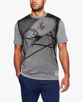 Camiseta UA BBall Select Masculina