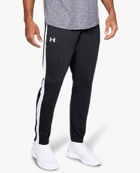 Men's UA Sportstyle Pique Trousers