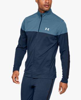 Jaket UA Sportstyle Pique untuk Pria