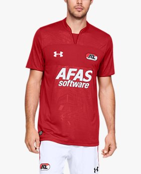 Camisa de Futebol Masculina Under Armour AZ Alkmaar Replica Jersey