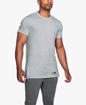 남성 UA 액셀러레이트 오프피치 티셔츠