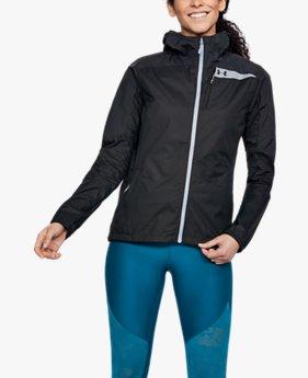 여성 UA 스크램블러 하이브리드 재킷