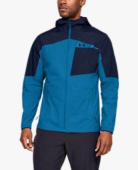 남성 UA 스크램블러 하이브리드 재킷