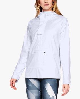 여성 UA Storm 디파인 더 런 아노락 재킷