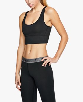 Women's UA Favorite Cotton Everyday Long Sports Bra