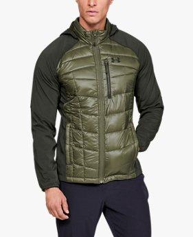 남성 UA 인컴퍼스 하이브리드 재킷