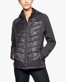 여성 UA 인컴퍼스 하이브리드 재킷