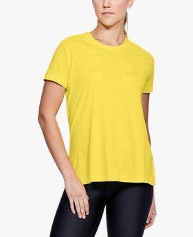 여성 UA 모티베이터 그래픽 티셔츠