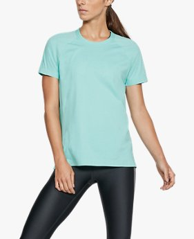 Camiseta de Treino Feminina Under Armour Motivator Graphic
