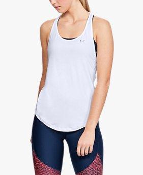Kadın HeatGear® Armour File Sırtlı Atlet